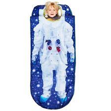 I Am Astronaute Junior Lit Prêt Soirée Pyjama Gonflable Matelas Enfants Ages 3+