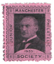 (I.B) Cinderella Collection : Manchester Junior Philatelic Society