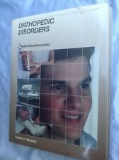 Orthopedic Disorders  Mosby's Clinical Nursing Series  1991 by Mourad 0801634385
