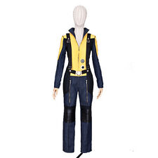 X-Men: First Class 2014 Mystique Ver. Cosplay Costume Outfit Movie Uniform