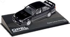 Cl07 Opel Lotus Omega 1989 1/43 Escala Negro Nuevo En caso de exhibición