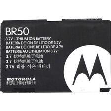 Motorola Batteria originale BR50 per PEBL U6 V3 V3I V3XX 710mAh Pila Litio Nuova