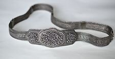 Antique Silver Belt Thailand