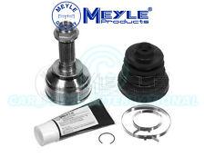 Meyle CV Joint Kit / DRIVE SHAFT JOINT KIT Inc Boot & GRASSO No. 35-14 498 0008