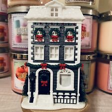 BATH AND BODY WORKS HOLIDAY HOUSE NIGHTLIGHT PROJECTOR WALLFLOWER PLUG IN NWTS