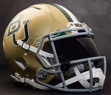 BAYLOR BEARS NCAA Gameday REPLICA Football Helmet w/ OAKLEY Eye Shield