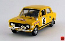 FIAT 128 RALLY GR.1 - Montecarlo 1972 - Lier / Fratti 1/43 RIO4230 Made in Italy