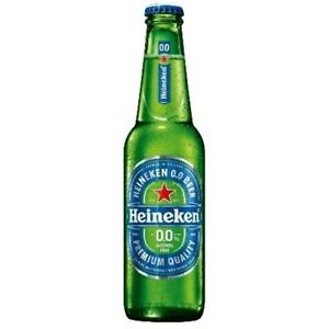 Heineken Alcohol Free Bottles 24 x 330ml