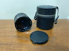 Auto Sears 28mm f2.8 Wide Angle Lens w/ M42 Universal Screw Mount and case