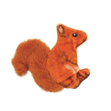 Turbo Life-Like Squirrel Refillable Catnip Toy for Cats