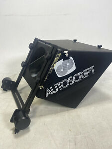 Autocript hood and mounting