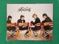 Mickey Dolenz Signed 8x10 The Monkees Color Photograph w/ Tristar Hologram