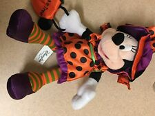 Disney Parks Exclusive 2016 Minnie Mouse Halloween Trick Or Treat