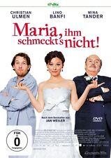 MARIA,IHM SCHMECKT'S NICHT - CHRISTIAN ULMEN, LINO BANFI, GUNDI ELLERT -DVD NEU