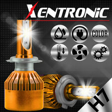 XENTRONIC LED HID Headlight Conversion kit H7 6000K for Mazda 3 2004-2009