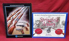 Stoeger 1980 Catalog; Springfield Armory 1994 Bicentennial Calendar