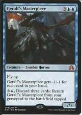 MTG Geralf's Masterpiece mythic Shadows Over Innistrad Magic the Gathering card