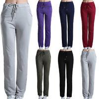 Damen Freizeithose Jogginghose Sportswear Yoga Sports Hose Sporthose Sweatpants