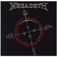 Megadeth - Cryptic Writings (NEW CD)