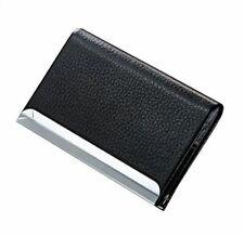 OnePlus Leather Pocket Metal Business ID Credit Card Holder Case Wallet