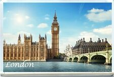 LONDON BIG BEN FRIDGE MAGNET-1