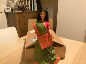 Barbie In India 1998 Traditional Clothes Indian/Asia Barbie, mattel