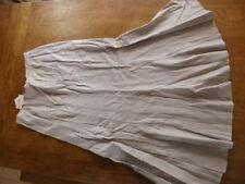 Full Length Linen A-line BHS Skirts for Women