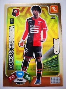 Panini L3 ADRENALYN XL Ligue 1 2020-21 carte card soccer Rennes Camavinga #465