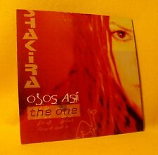 Cardsleeve Single CD Shakira Ojos Así / The One 2TR 2003 Latin Pop RnB