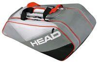 Head Elite AllCourt Black/Red 2017 Tennistasche Tennis bag
