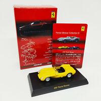 KYOSHO 1:64 - Ferrari Minicar Collection 8 Neo - TESTA ROSSA Gelb