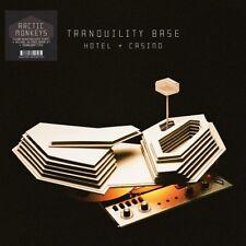 ARCTIC MONKEYS / TRANQUILITY BASE HOTEL + CASINO * LIMITED CLEAR VINVL LP + MP3