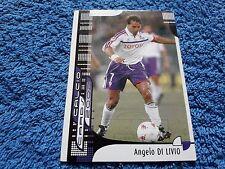 Paniini Calcio Cards 2002 DI LIVIO FIORENTINA Soccer Serie A Italia Trading card