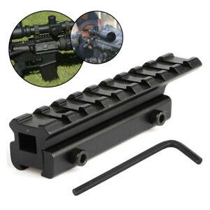 Zielfernrohr Luftgewehr Schiene Rifle Riflescope Gifle Armbrust Montagen Visier