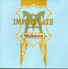 CD Madonna ‎– The Immaculate Collection 17 tracks RARE US pressing