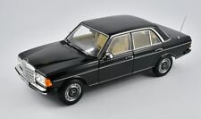 Norev 1:18 Mercedes 230 E W123 (1980) black 183711 Brand new