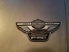 Nos Ford F150 Harley Davidson 100th Anniversary Emblem