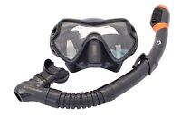 Professional Snorkelling/Diving Liquid Silicone Set WIL-DS-14O mask and snorkel