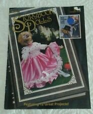 'Storybook Dolls' - Instruction Booklet to Make Fairy Tale Dolls!