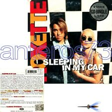 """ROXETTE """"SLEEPING IN MY CAR"""" RARE CDsingle MADE IN ITALY"""