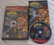 Crash Bandicoot: The Wrath of Cortex Greatest Hits - Sony PlayStation 2 PS2