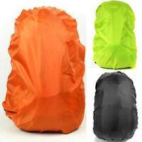 50-80L Large Waterproof Rain Cover Backpack Bag Daypack Rucksack Rain Cover Case