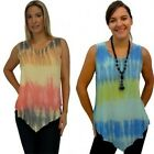 Gorgeous Summer Top NEW Ladies Plus Size 16 18 20 22 Soft & Cool Rayon 2XL 3XL