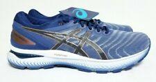 ASICS Gel-Nimbus 22 FlyteFoam Blue Running Shoes Size 12 D, MSRP $150