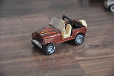 Hot Wheels JEEP CJ-7 Malaysia 1981 Good Year Reifen