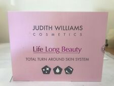 Judith Williams Life Long Beauty Total Turn Around Skin System - As seen on TV !