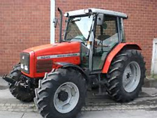 Massey Ferguson 4200 Series Tractors Workshop Manuals