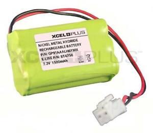 Electronics Line BT4750 Siren Alarm Battery Pack