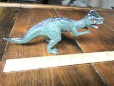 8 inch Dilophosaurus dinosaur model