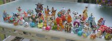 Disney Lot 2+ pounds Cinderella Snow Figures Characters Toys Bambi Dalmatian A